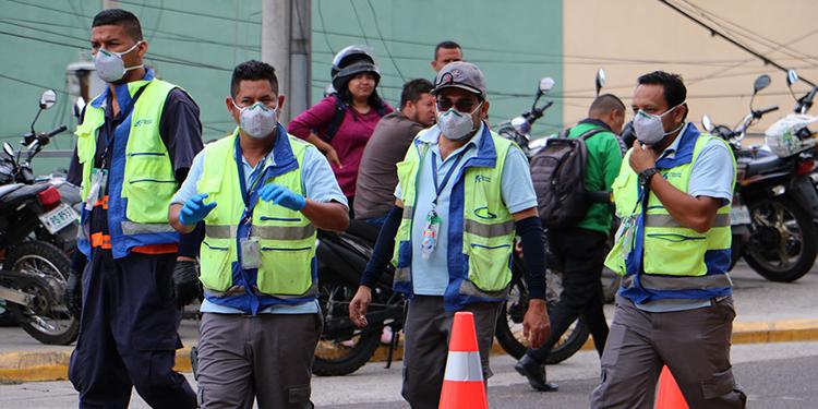 Redoblan seguridad en Toncontín
