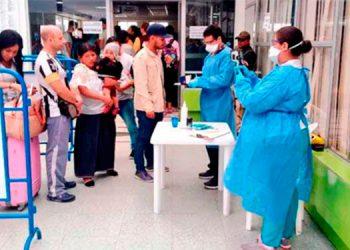 La Sesal mantiene en vigilancia epidemiológica a 14 personas que llegaron de países que han confirmado casos de coronavirus.