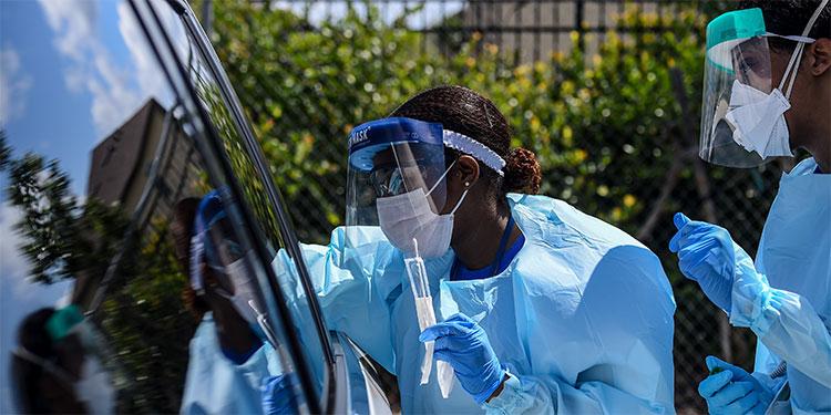 """EEUU acusa a China de """"sembrar la desinformación"""" sobre origen de nuevo coronavirus"""