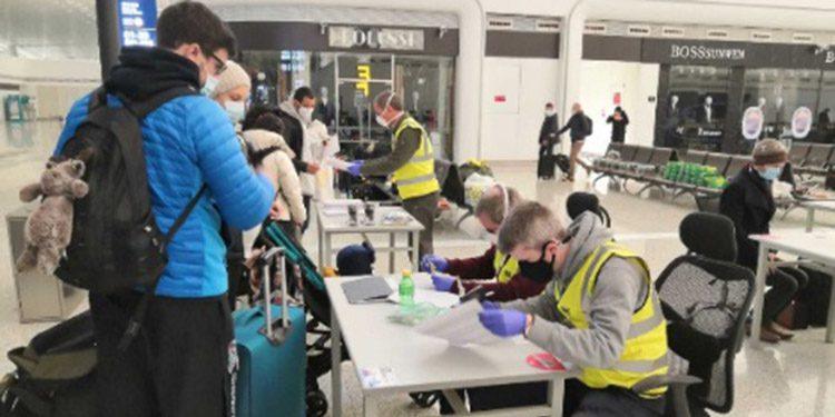 España también ofrece salida a ciudadanos de otros estados miembros de la UE, como sucedió en febrero con los europeos atrapados en la ciudad china de Wuhan.