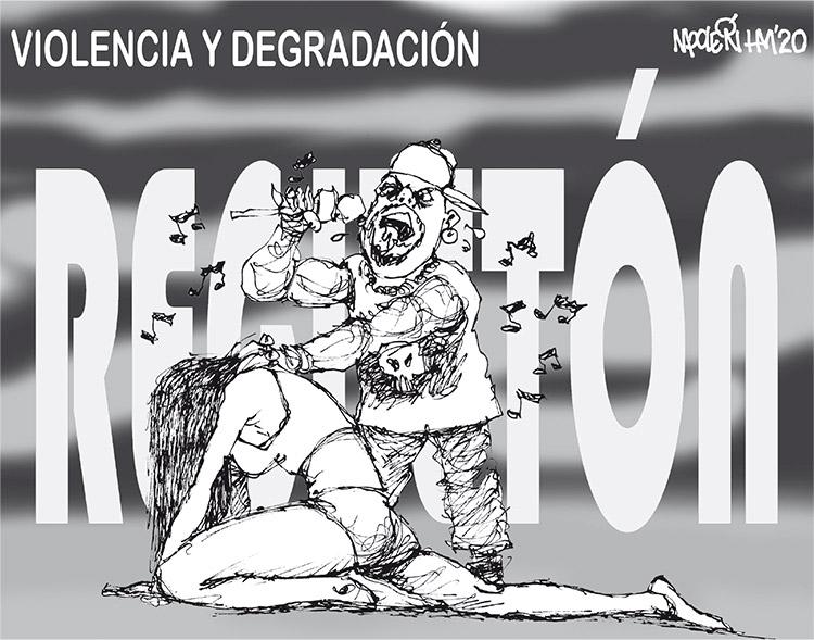 VIOLENCIA Y DEGRADACION