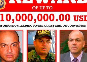 Exgeneral venezolano bajo custodia de la DEA