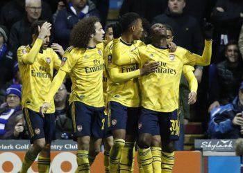 Arsenal primer clasificado para los cuartos de la FA Cup