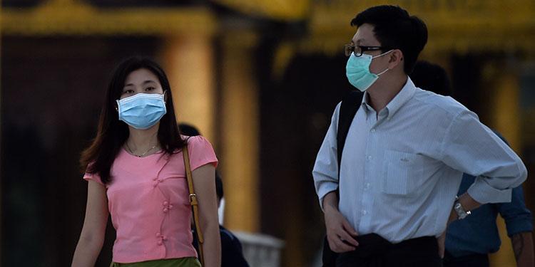 El primer contagio de COVID-19 en China tuvo lugar en noviembre