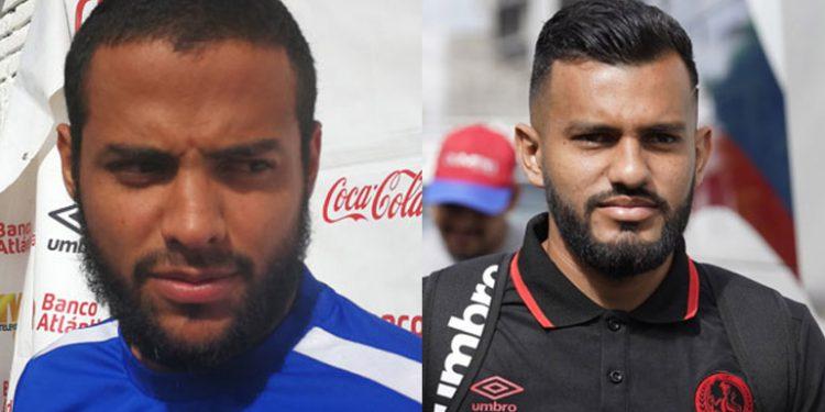 Olimpia pierde a Edrick Menjívar y a Jorge Álvarez