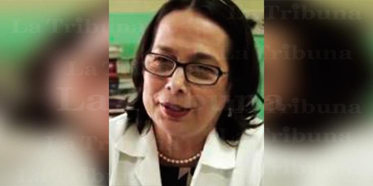 Elsa Palou: 'considero que hay más de 5 mil casos positivos de coronavirus en Honduras'