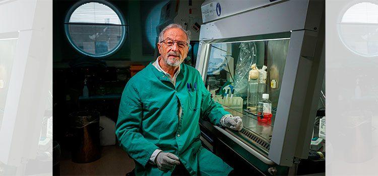 Enjuanes, que estudia la vacuna de la COVID-19, da positivo asintomático
