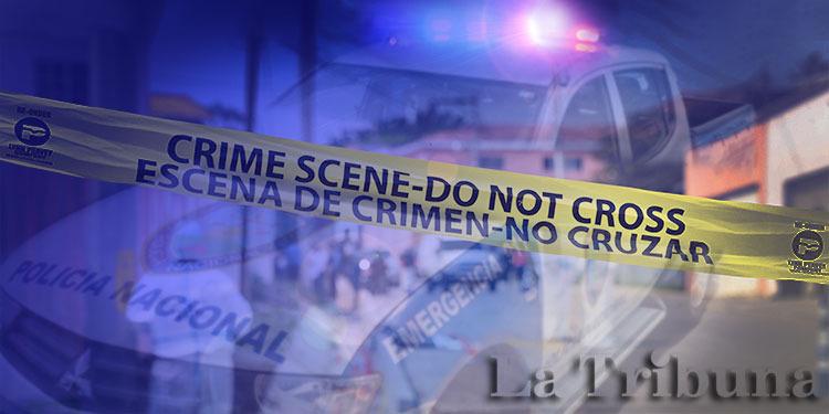 Pareja es hallada muerta en apartamento de la colonia 21 de febrero