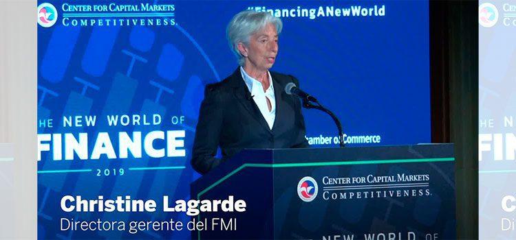 FMI y BM advierten de la recesión que se avecina y llaman a la solidaridad