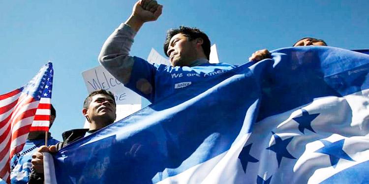Los hondureños en EEUU se preguntan quién ayuda a los que ayudan