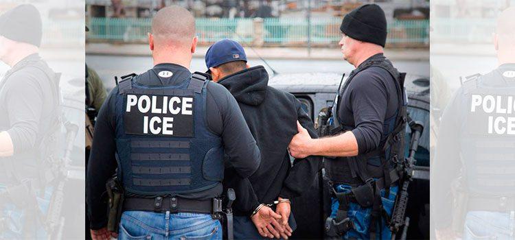 Muere hondureño detenido por ICE