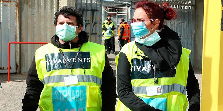 Los muertos en Italia suman a 41 tras nuevos fallecimientos en Lombardía