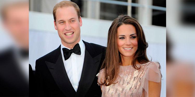 Príncipe William y Kate