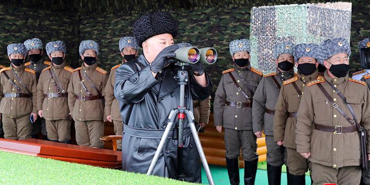Corea del Norte hace una nueva prueba de proyectiles presuntamente de corto alcance