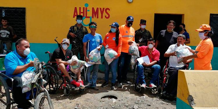 Tilapia para familias pobres dona alcaldía de Choluteca