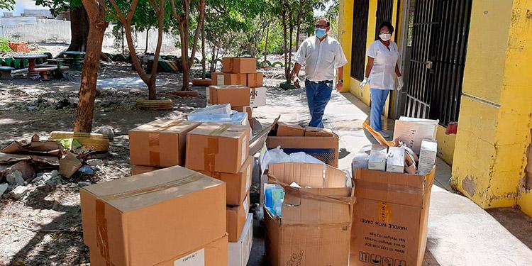 Reportan 4 sospechosos de COVID-19 en Choluteca
