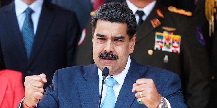 Maduro elige ministro de Petróleo a funcionario sancionado por EEUU