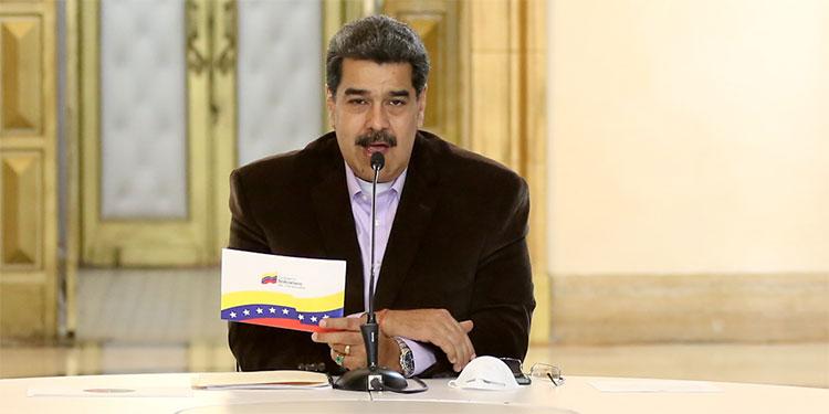 """Cargos contra Maduro en EE.UU. son """"triunfo"""" para la oposición venezolana"""
