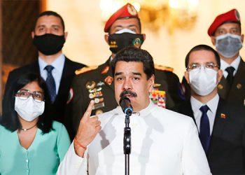 """Gobierno de Maduro tilda de """"adefesio"""" propuesta de EEUU para nuevos comicios en Venezuela"""