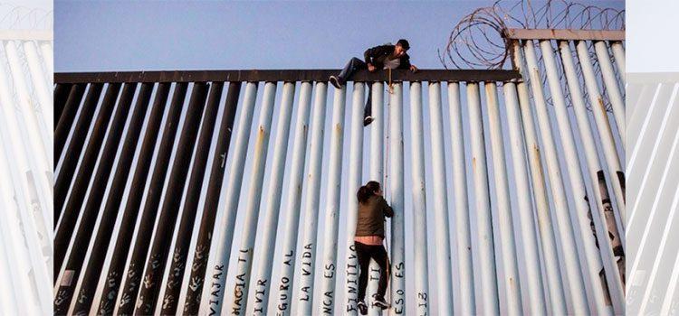 Muere guatemalteca embarazada al caer de muro fronterizo
