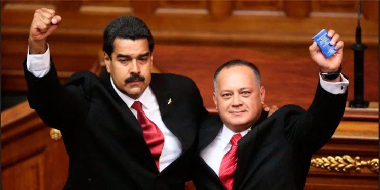 EE.UU. ofrece recompensa de $ 15 millones por Maduro y de 10 por Cabello