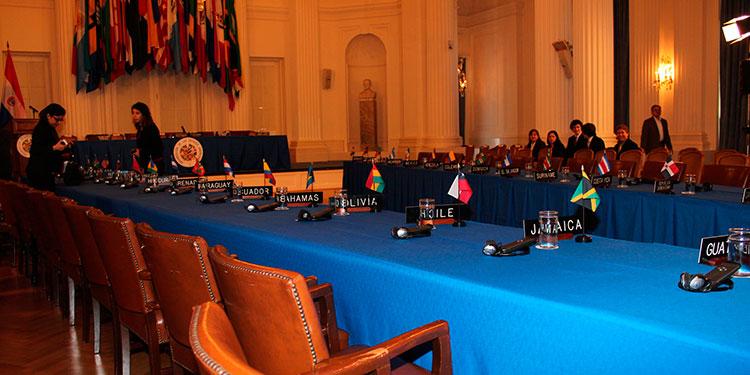 Bahamas renuncia a ser sede de la asamblea general de la OEA por coronavirus