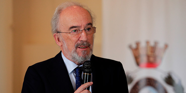 El director de la RAE presenta el Diccionario panhispánico del español jurídico