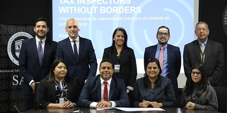 Durante un año, expertos de la OCDE capacitarán personal del SAR en precios de transferencia y fiscalidad internacional, según convenio suscrito ayer por autoridades de ambas instituciones.