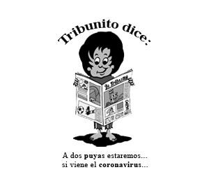 TRIBUNITO DICE 10/03/2020