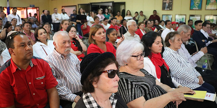 Sentido último adiós al exalcalde de Siguatepeque, Guillermo Martínez Suazo