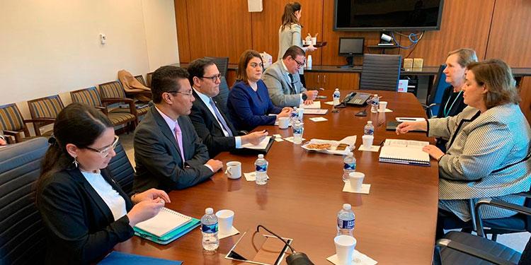 La misión hondureño recibió la noticia sobre la ampliación de visas H-2B.
