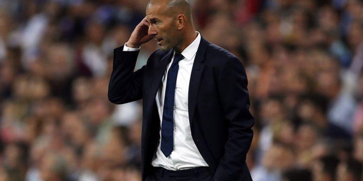 Zidane prepara entrenamientos personalizados durante la cuarentena