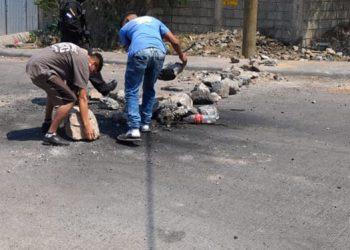 Antimaras le cae a grupos que piden dinero en calles