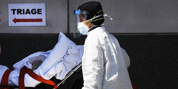 Latinoamérica roza las 100,000 muertes por coronavirus
