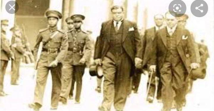 El general Tiburcio Carías Andino gobernó con mano dura entre 1933 y 1949