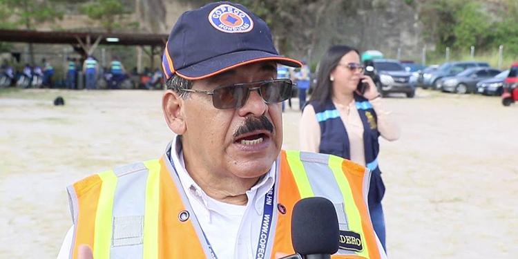 Carlos Cordero: 'He adquirido la experiencia; es difícil asumir durante una emergencia'