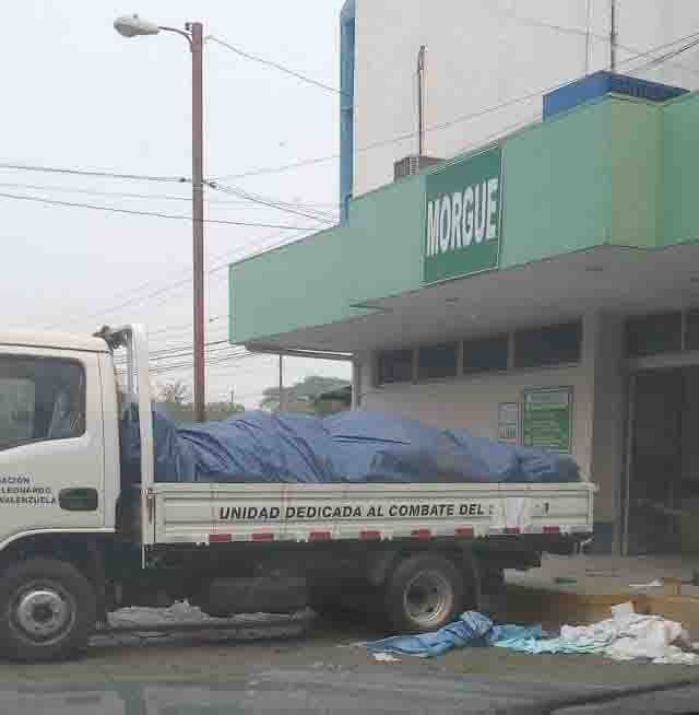 Denuncian masivo entierro de desconocidos en Chamelecón