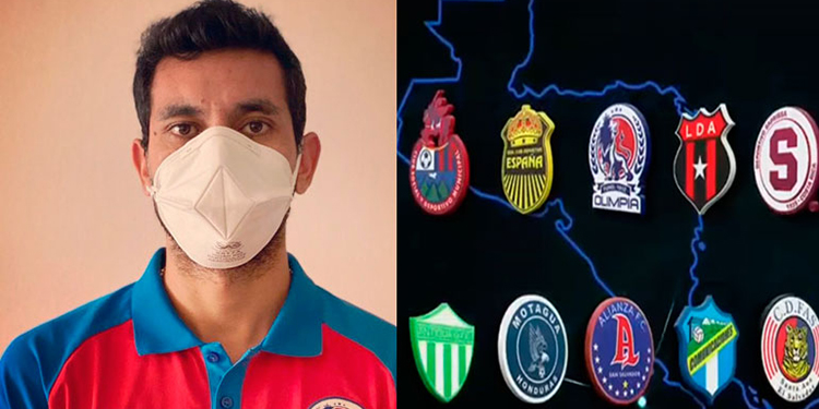 Clubes de Centroamérica unidos en campaña contra el COVID-19