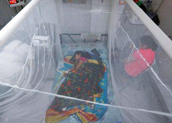 Reportan dos muertes por sospecha de dengue en el HEU