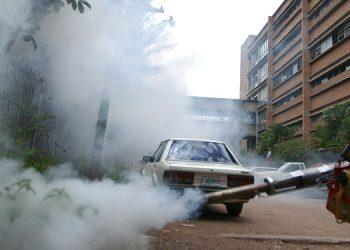 Hay más de 10 mil casos a nivel nacional de Dengue.