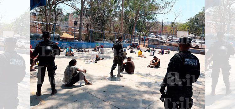 Más de 6.000 detenidos en Honduras por incumplir toque de queda por COVID-19