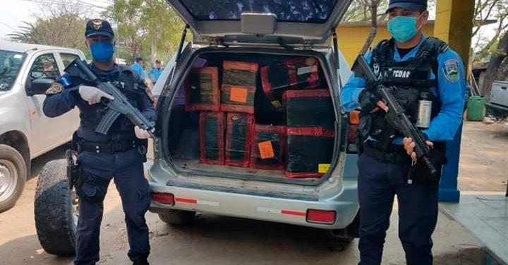 Lo capturan con 850 celulares en Choluteca