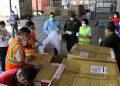 Taiwán dona 180,000 mascarillas para héroes contra el COVID-19 en Honduras