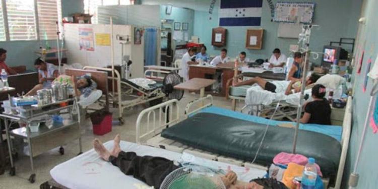 Honduras registra 6.39% de tasa de mortalidad