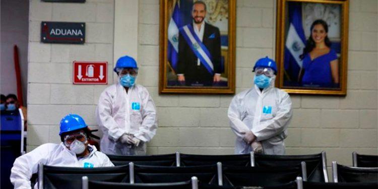 El Salvador registra su décimo fallecido por COVID-19, un hombre de 56 años