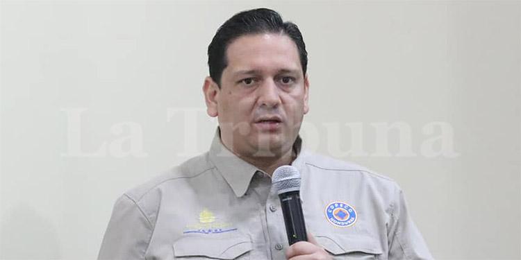 Tras salida de COPECO, Gabriel Rubí regresa a su curul en el Congreso Nacional