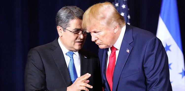 Trump ayudará a Honduras con solicitud de respiradores y pruebas para COVID-19