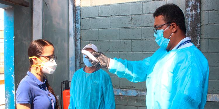 ENP trabaja con normalidad y bajo medidas de seguridad