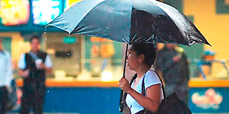 Copeco prevé condiciones de lluvias en varias zonas