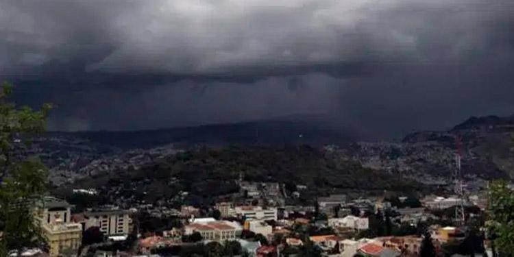 Las fuertes precipitaciones en algunos sectores del país podrían registrarse a partir del próximo mes.
